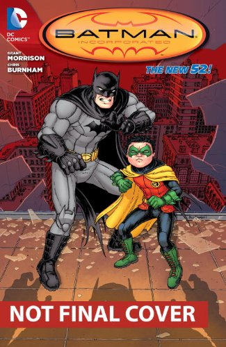 Batman Incorporated Vol. 2: Gotham's Most Wanted (The 52) at Gotham City Store