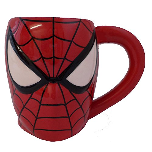 Marvel Comics - Tazza di spiderman