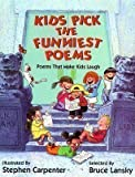 Kids Pick the Funniest Poems (088166149X) by Lansky, Bruce
