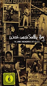 West Coast Seattle Boy : The Jimi Hendrix Anthology - Edition Collector (Coffret 4 CD + 1 DVD)