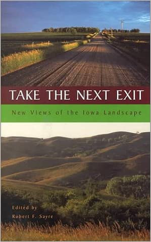 Take the Next Exit-00 written by Robert F. Sayre