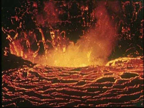 Historic Hawaiian Volcano & Volcanology Film DVD: Active Volcanoes in Hawaii w/ Lava, Magma, Eruptions & the Science of Volcanos
