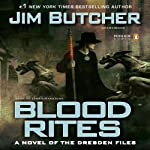 Blood Rites: The Dresden Files, Book 6 | Jim Butcher