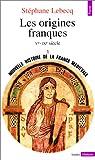echange, troc Stéphane Lebecq - Nouvelle histoire de la France médiévale. Les origines franques Ve - IXe siècle