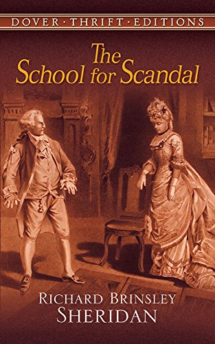 School for scandal essays