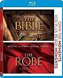 The Bible + The Robe Blu-ray