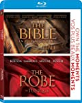 The Bible + The Robe Blu-ray