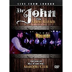 In Concert: Live From the Marquee Club