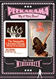 Sensually Liberated Female / He and She [Import]