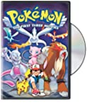 Pokemon the First Three Movies [DVD]...