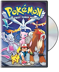 List of the pokemon movies in order : 2013 new film list in