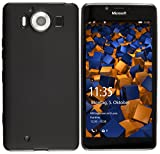 mumbi Schutzhülle Microsoft Lumia 950 Hülle