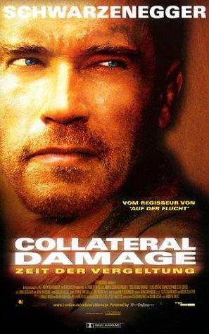 Collateral Damage - Zeit der Vergeltung [VHS]