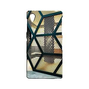 G-STAR Designer 3D Printed Back case cover for Sony Xperia Z1 - G6843