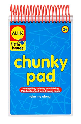 ALEX Toys Little Hands My Chunky Pad Thick - 1