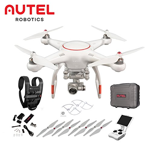 Autel-Robotics-X-Star-Premium-Drone-with-4K-Camera-12-Mile-HD-Live-View-White-Manufacturer-Accessoriesextra-2x-Sets-of-4-Propellers-Propeller-Guards