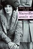 echange, troc Mary Jayne Gold - Marseille année 40