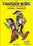 """Afficher """"Spirou et Fantasio n° 3 Les Chapeaux noirs et 3 autres aventures de Spirou et Fantasio !"""""""