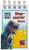 Was ist was Quizblock: Dinosaurier: 120 Fragen und Antworten! Mit