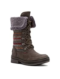 Rocket Dog Women's Suri Horizon-Snow-Roast Boots