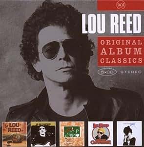 Lou Reed : Original Album Classics