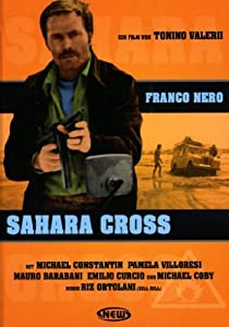 sahara cross (dvd) italian import