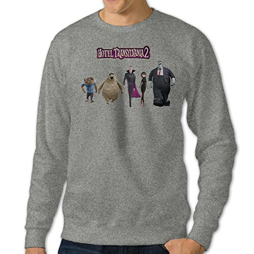 Mens Hotel Transylvania O-Neck Hoodie (Weston Hotel compare prices)