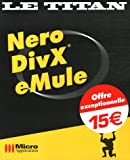 Nero, DivX, eMule