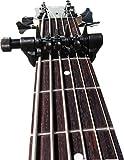 Spider Capo/スパイダーカポ SPD XXL 7弦/8弦ギター、5弦/6弦ベース用 弦ごとにオン/オフ可能な画期的カポ