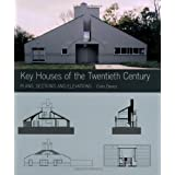 Key Houses of the Twentieth Century: Plans, Sections and Elevations (Key Architecture Series) ~ Colin Davies