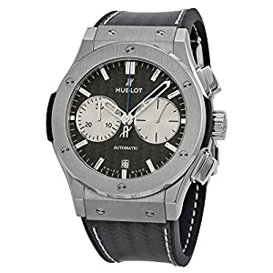 Hublot Classic Fusion Bol d'Or Mirabaud Black Dial Mens Watch 521NX.1717QRBOM13 by Hublot