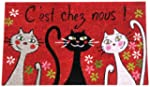 Foxtrot 3428ROUG Paillasson Chat Chat...