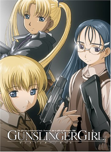 Gunslinger Girl Starter Set