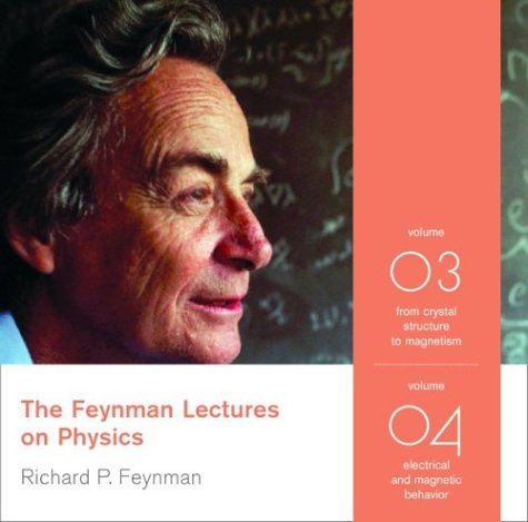 The Feynman Lectures on Physics Volumes 3-4