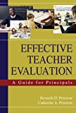 img - for Effective Teacher Evaluation: A Guide for Principals book / textbook / text book