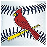 St. Louis Cardinals Baseball - Beverage Napkins