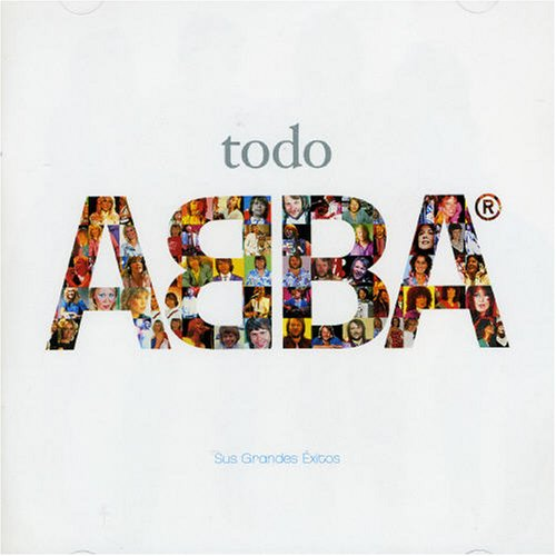 Abba Todo Abba cd cover