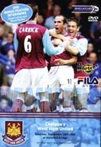 Chelsea Fc: Chelsea Vs West Ham - 28th September 2002 [DVD]