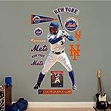 MLB New York Mets Curtis Granderson Fathead Wall Decal, Real Big