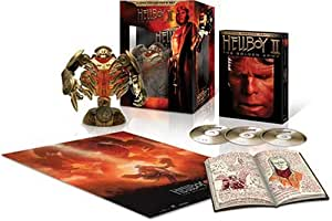 Hellboy 2: The Golden Army (3-Disc Special Edition Collector's Set)