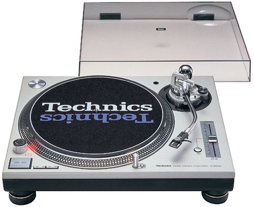 Technics SL1200M3D Turntable (Discontinued by Manufacturer) (Technics Mk2 Turntables compare prices)