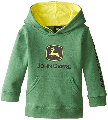 john deere baby boysu0027 trademark fleece green 12 months