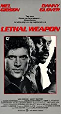 Lethal Weapon 1 [VHS] [Import]