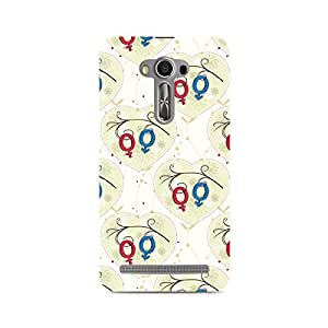 Ebby Male and Female Premium Printed Case For Asus Zenfone 2 Laser ZE500