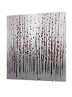 Especial Deco Vertical Pintura al Óleo sobre Lienzo multicolor
