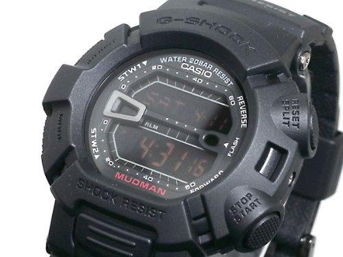 Casio CASIO G shock g-shock men in rusty Black Watch G 9000MS-1 [parallel import goods]