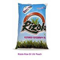Rizola Rice Bran Refined Oil 1ltr