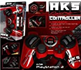 Racing Controller HKS for Ps3 Ps2 and Pc Steering Racing Wheel