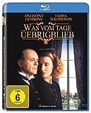 Image de Was Vom Tage Übrigblieb [Blu-ray] [Import allemand]