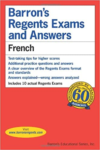 French (Barron's Regents Exams and Answers)